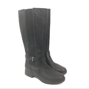 Clarks Collection Size 6 Merrian Rayna Tall Boots